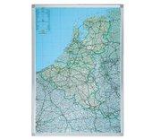 Wegenkaart Benelux